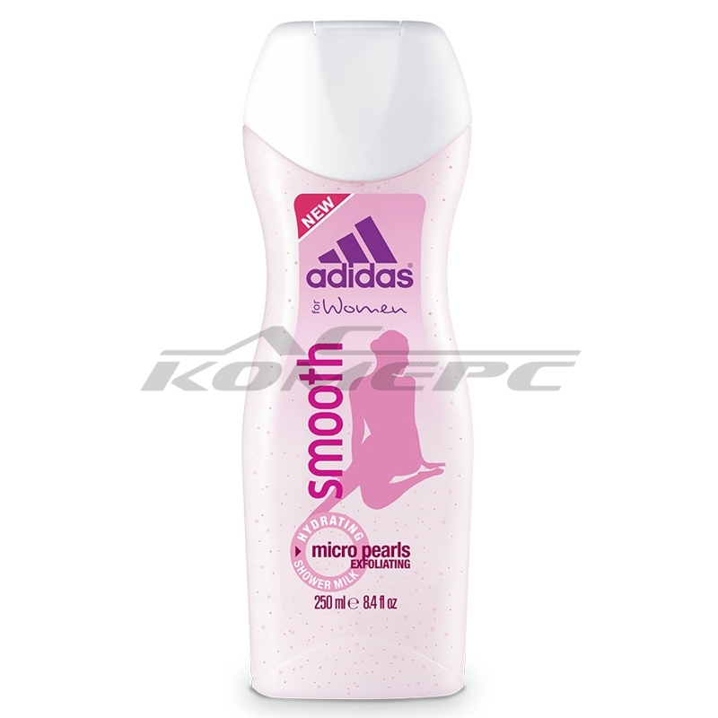 Душ-гел ADIDAS ACTION 3 SMOOTH 250мл