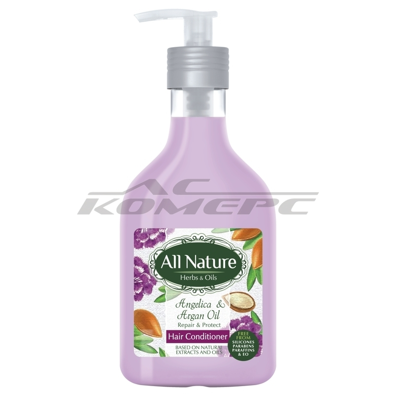 Балсам ALL NATURE Angelica & Argan