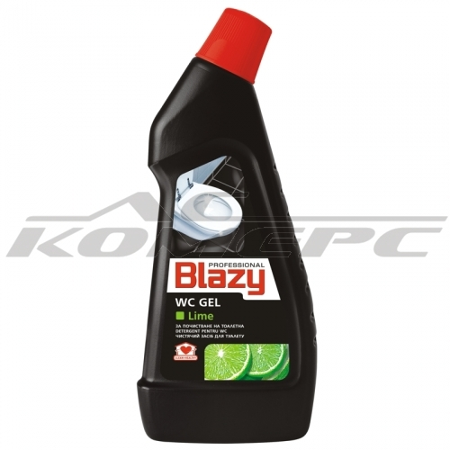 Препарат BLAZY WC Lime 500мл